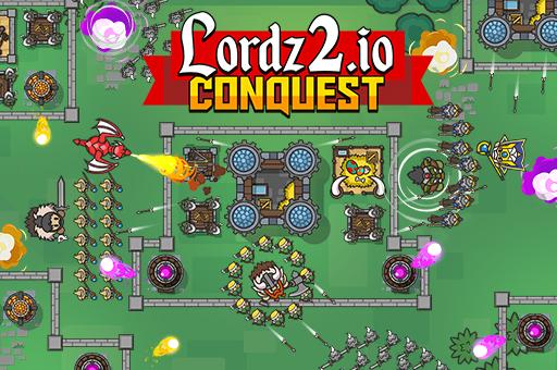 領主戰爭2-领主战争2-Lordz2.io-《領主戰爭2 (Lordz2.io)》結合Lordz.io一代的優點,也開發出了全新的玩法和特色,戰陣模擬將是這個遊戲的主體,玩家享受指揮軍隊的快感,在充滿節奏的戰場,揮舞自己的汗水和激情吧!征服這個充滿綺麗和幻想的世界你就是這片領域的主宰! 《領主戰爭2 (Lordz2.io)》的主要玩法類型是塔防遊戲,除了建造防御工事之外,你還需要了解職業系統,你手下的每一個人都有著自己明確的定位,合適的人發送到合適的位置,才能發揮出強大的戰鬥力和防御力! 遊戲中的職業主要有騎士、醫治者、士兵、弓箭手、法師、大炮,甚至龍和巨魔,組建一支強大的軍隊,你還需要和線上玩家一起比分數,誰的分數高,誰的排名就在前列,或者可以拉你的好友一起來玩這些遊戲吧! 1、你的部下,有自己的專屬時裝,不過需要你完成任務,才能解鎖。 2、戰鬥的過程,既是成長的過程也是收集戰利品的過程。 3、戰鬥獲取的獎勵寶石,也能購買新英雄和新皮膚。 4、卡牌組分為三種類型,充滿豐富的戰術性!