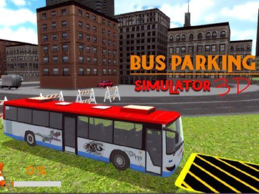 Otobüs Park Simülatör 3D