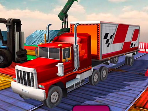 Impossible Truck Driving Simulator 3D game
