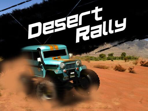 Desert Rally online hra