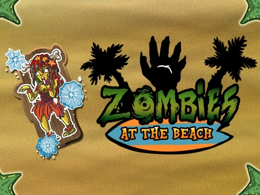 Zombies at the Beach online hra