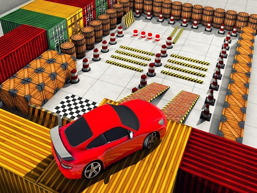 Free car parking games 3d ...