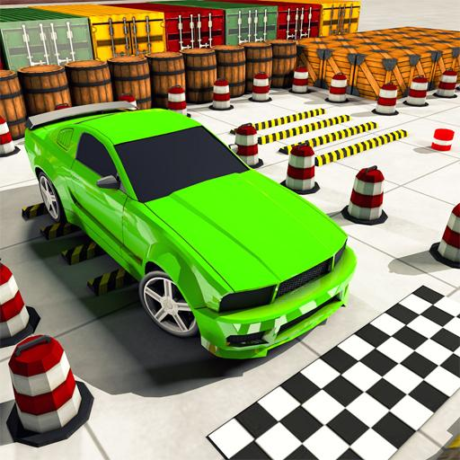Free car parking games 3d