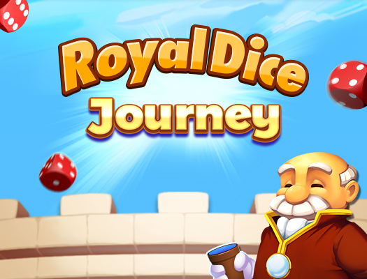 RoyalDice Journey online hra