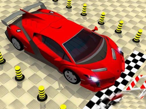 Advance Car Parking Jigsaw