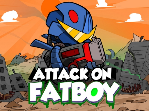 Attack on Fatboy online hra