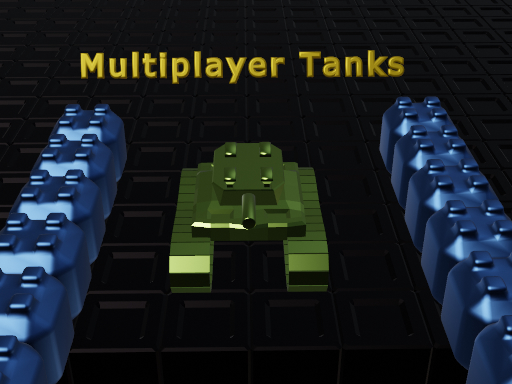 Multiplayer Tanks game