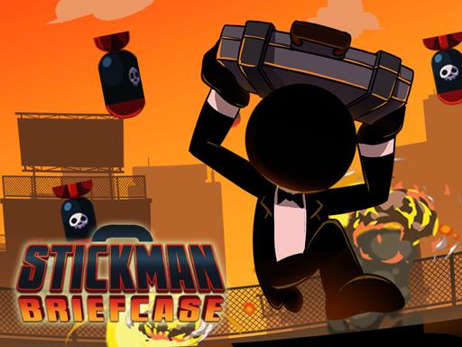 Stickman Briefcase