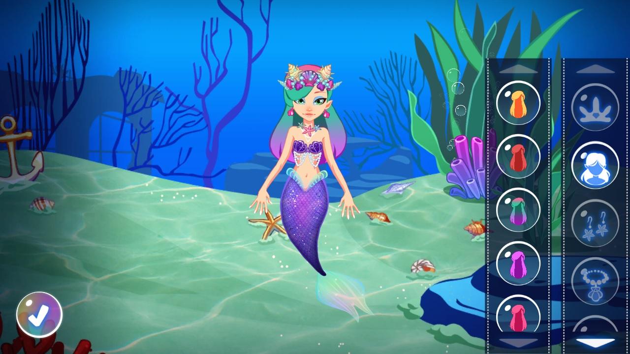 Deniz Kızı Oyunları