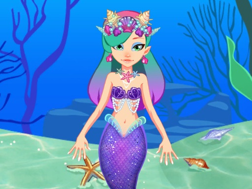 Mermaid Games online hra