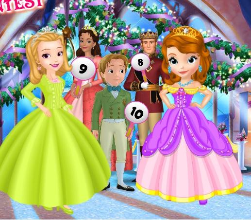 Бесплатные онлайн игры для девочек на логику