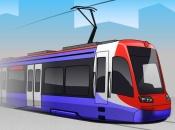 Frénésie de conduite de tram