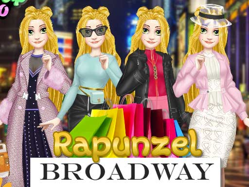 Princess Broadway Shopping online hra