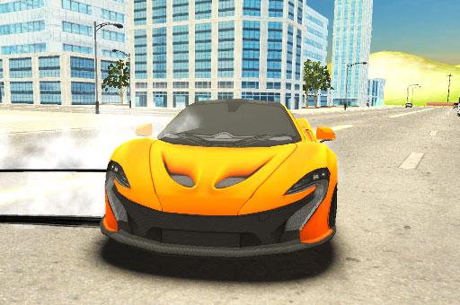 Aperçu du jeu EXTREME CAR DRIVING SIMULATOR