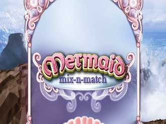 Mermaid Mix n' Match online hra