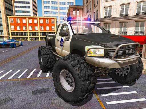 Police Truck Driver Simulator