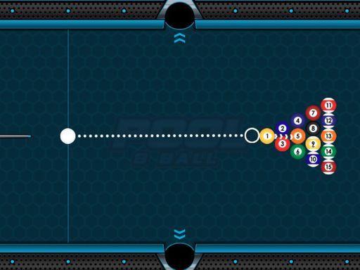 Billiards 8 Ball online hra