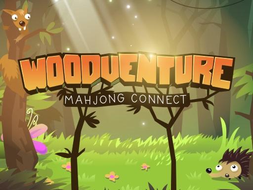 Woodventure online hra