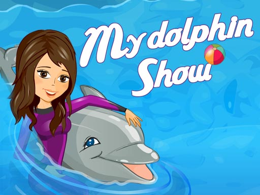 Flip away and perform amazing stunts in your own dolphin show! Keep the crowd happy and follow your trainer's instructions to make a spectacular show!