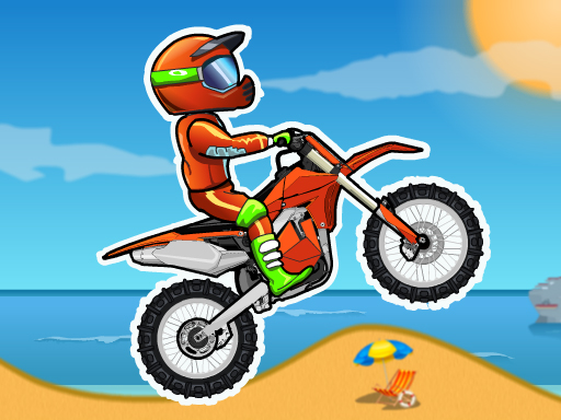Moto X3M Bike Race Game online hra