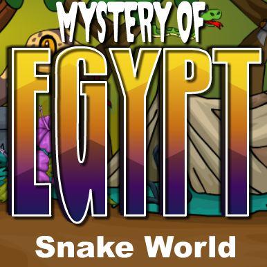 Mystery Of Egypt Snake World