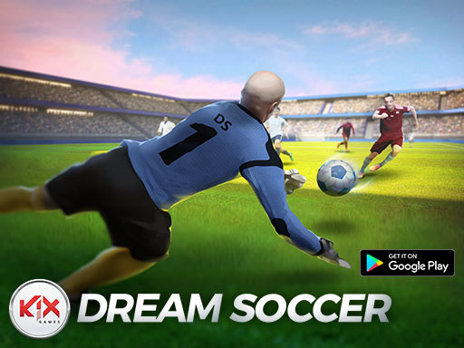 KiX Dream Soccer game