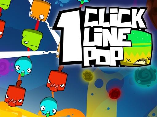 1 Click 1 Line 1 Pop
