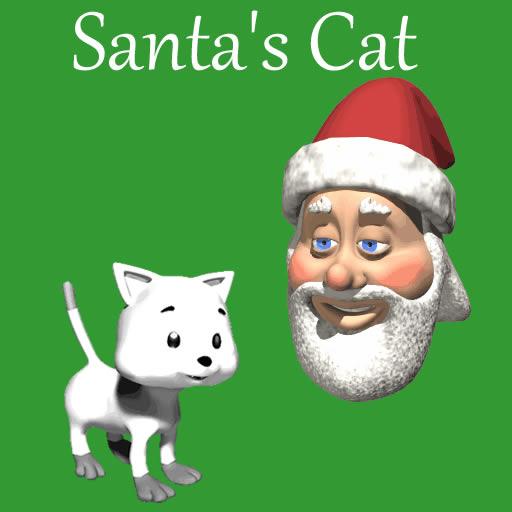 Santas Cat