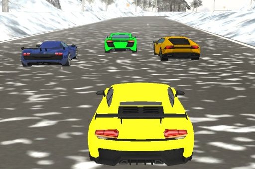 Kar Tepe Yarış