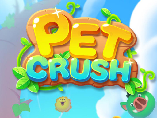 Pet Crush online hra