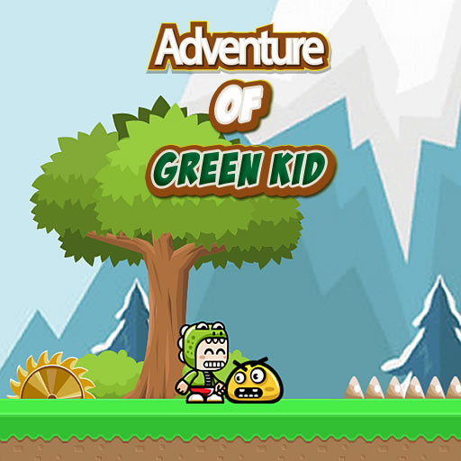 Adventure Of Green Kid