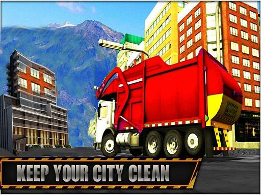 Real Garbage Truck: Trash ...