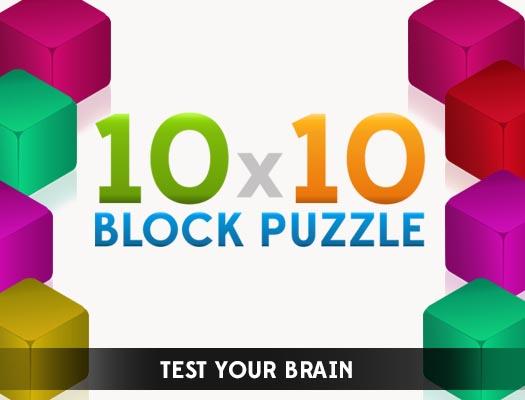 10x10 Block Puzzle online hra