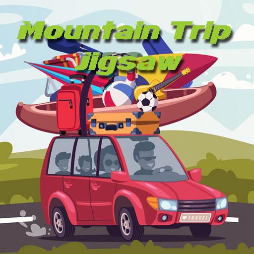 Mountain Trip Jigsaw