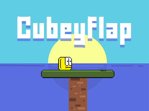 Cubeyflap game