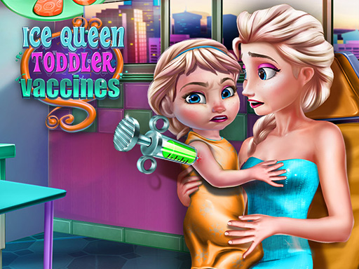 Ice Queen Toddler Vaccines
