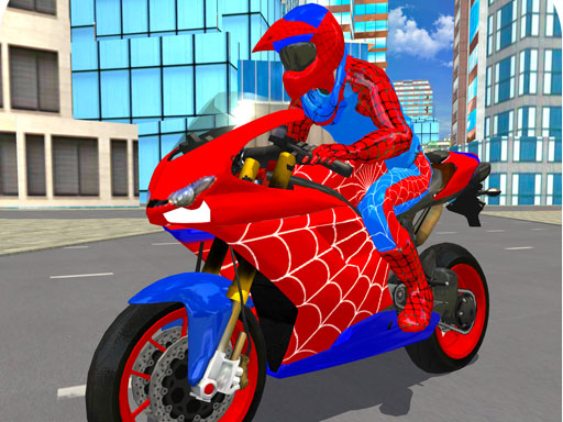 Hero Stunt Spider Bike ...