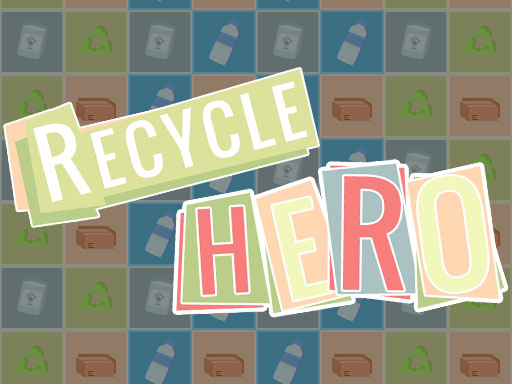 Recycle Hero online hra