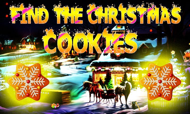 Find Christmas Cookies