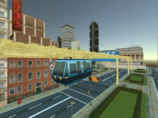 Sky Train Simulator : ...