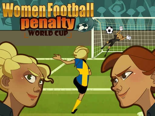 Women Football Penalty ...
