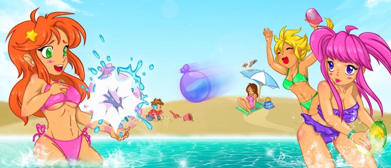 Bubble pop garçons et filles