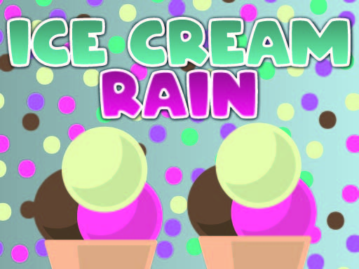 Ice Cream Rain