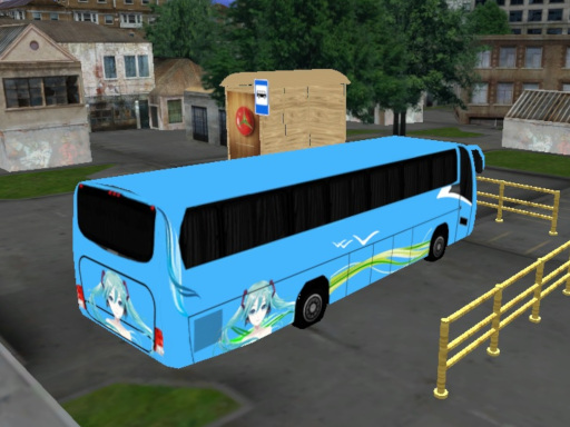 Coach Bus Simulator online hra