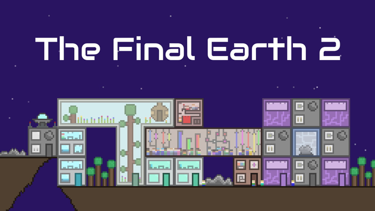 The Final Earth 2 Game