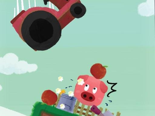 Farting Pig online hra