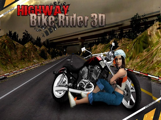 Highway Rider Bike Racing ...