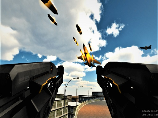 Anti Aircraft Attack : ...