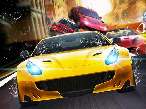 Traffic Car Revolt online hra