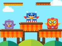 Bouncing Birds online hra